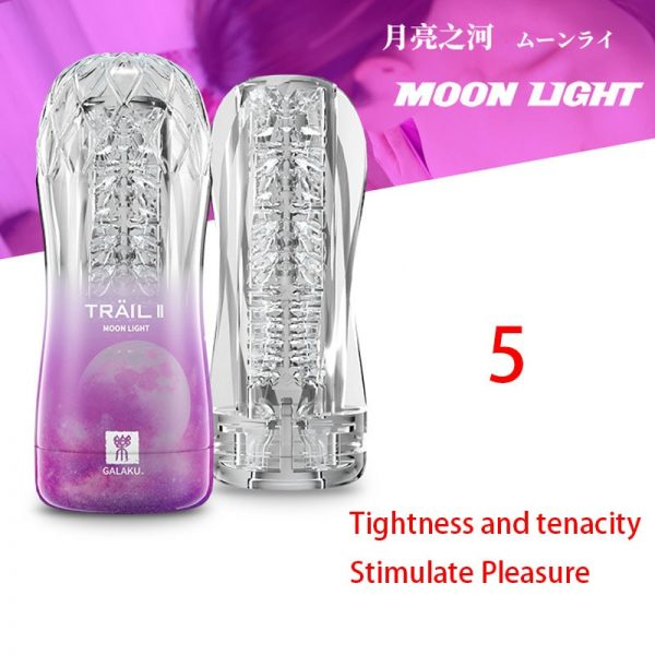 Male Masturbator Cup Soft Pussy Sex Toys Transparent Vagina Adult Endurance Exercise Sex Products Vacuum Pocket Cup for Men